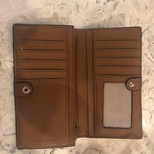 Michael Kora bi fold wallet